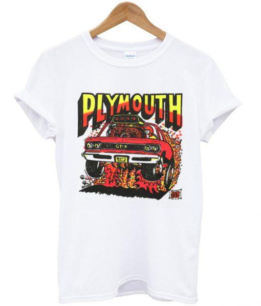 1969 Rats Hole original Plymouth T-Shirt