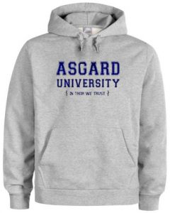 Asgard University Hoodie