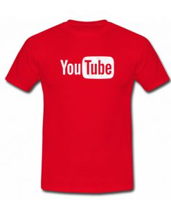 YouTube fan T-shirt