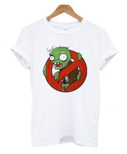 Zombie Ghostbuster T Shirt