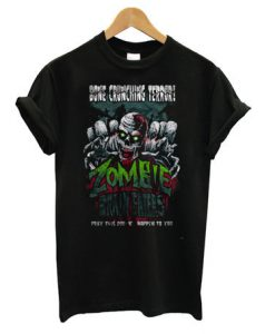 Zombie brain eaters  t shirt