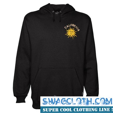 California Sun Hoodie