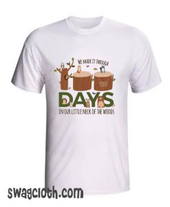 100 Days Smarter daily T-Shirt