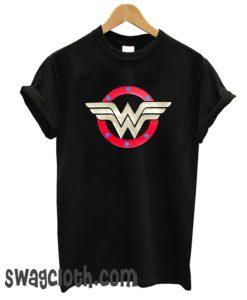 Wonder Woman logo daily T-shirt