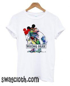 Wrong Park daily T Shirt