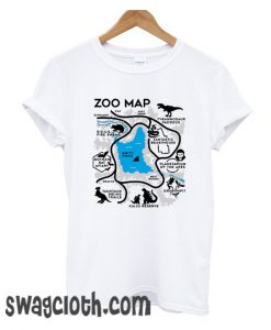 Zoo Map daily T-Shirt
