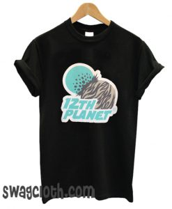 12th Planet daily T Shirt