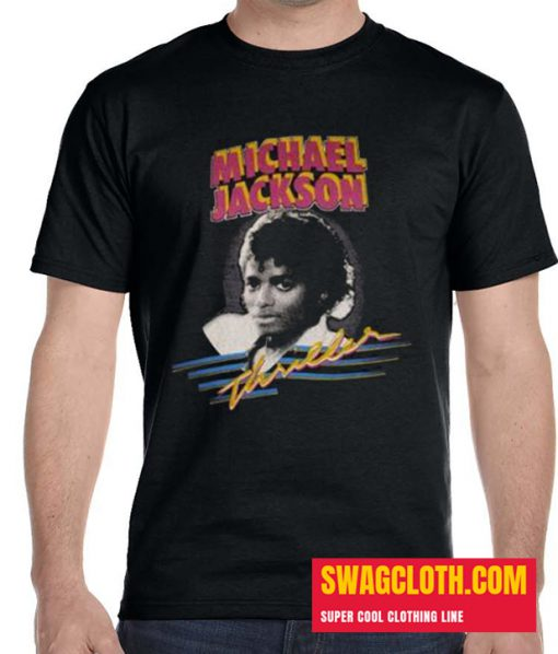 1982 MICHAEL JACKSON THRILLER daily T shirt