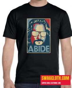 Abide daily t shirt