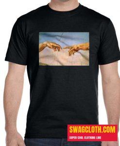 Adam Hand Graphic daily T-shirt