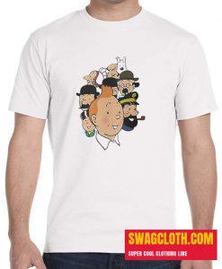Tin Tin  dailyT Shirt