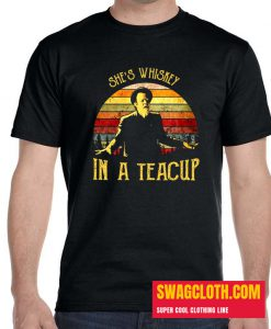 Tom Waits She is Whiskey in a Teacup  dailyT-Shirt