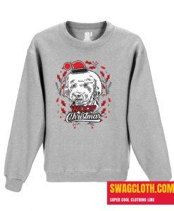 Woof Christmas Daily Sweatshirt