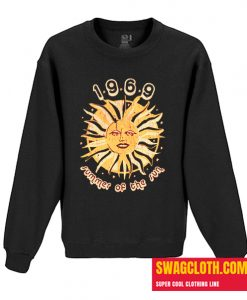 1969 Summer Of The Sun Daily Sweatshirt