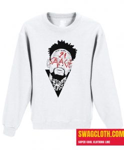 21 Savage Graphic Daily Sweatshirt