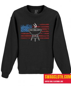 4th of July Daily Sweatshirt