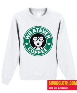 Daria Coffee Daily Sweatshirt