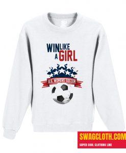 Womens Soccer Daily Sweatshirt
