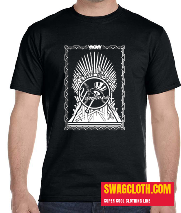 Yankees Game Of Thrones Daily T Shirt