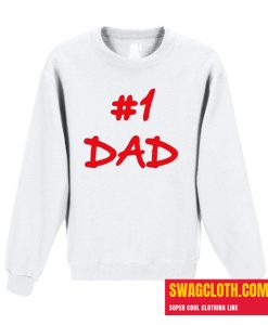 #1 Dad Daily Sweatshirt