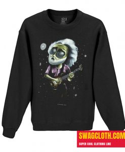 1995 Extra-Terrestrial Jerry Garcia Daily Sweatshirt