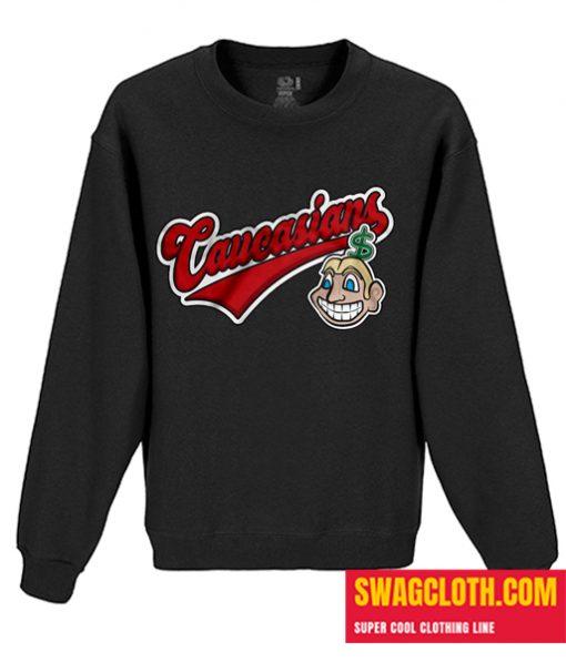 Caucasians Daily Sweatshirt