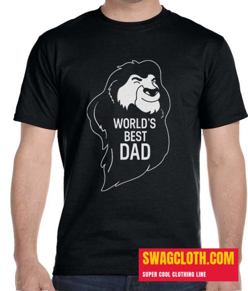 World Best Dad Daily T Shirt