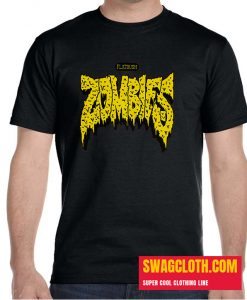 Zombies Daily T shirt