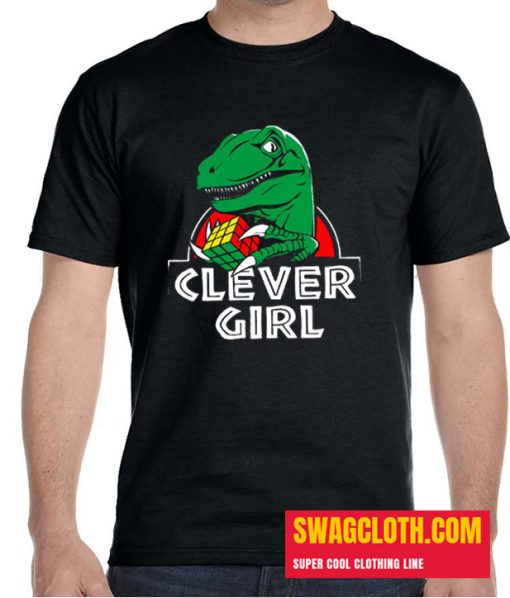-Rex Clever Girl Daily T-Shirt