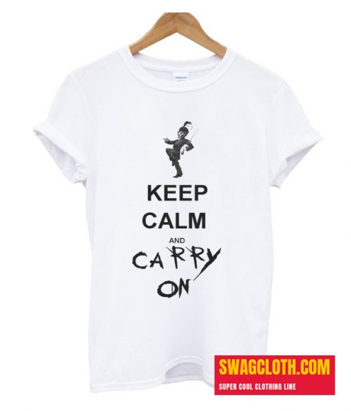 Keep Calm and Carry On My Chemical Romance shirt
