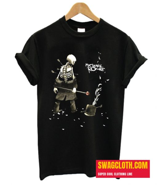 My Chemical Romance Shredded T Shirt