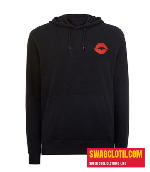 Lip Kiss Daily Hoodie pullover