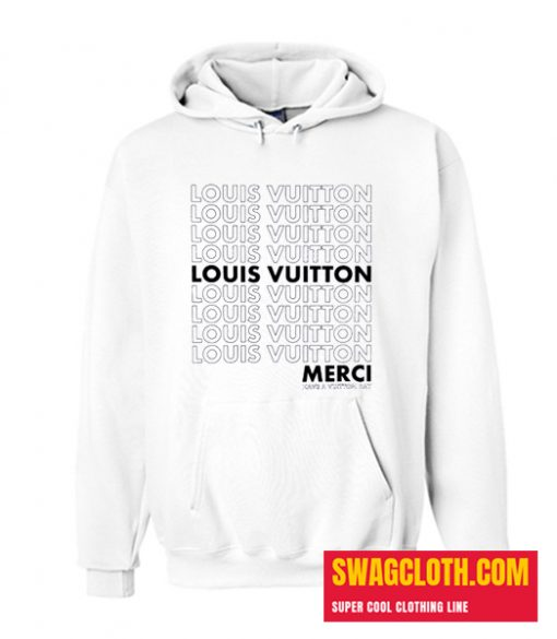 Louis Vuitton Merci Daily Hoodie