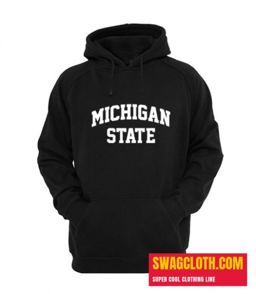 Michigan State Black Daily Hoodie
