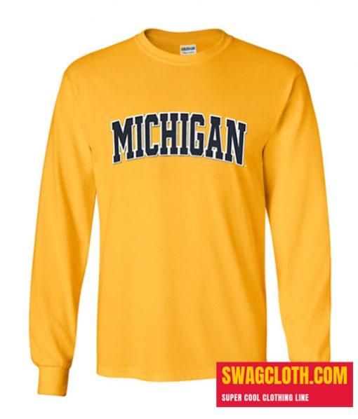 Michigan Yellow Daily Sweatshirt