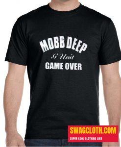 Mobb Deep G-Unit Game Over Black Logo Daily Shirt