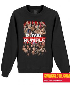 Royal Rumble 2020 Event Daily Sweatshirt