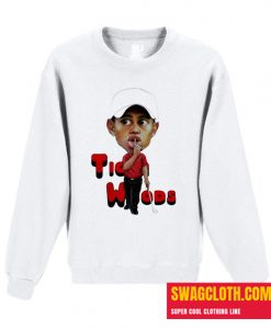 Tiger Woods Daily Sweatshirt