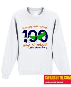 100 Days Smarter Daily Sweatshirt