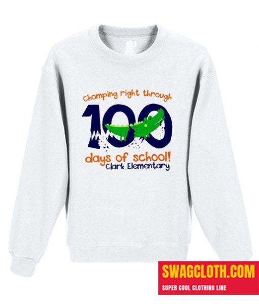 100 Days Smarter Daily Sweatshirt