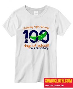 100 Days Smarter Daily T Shirt