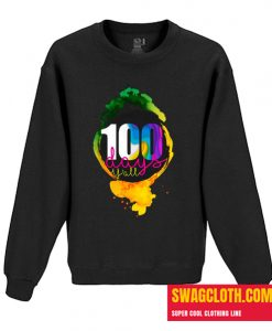 100 Days of School Daily Sweatshirt