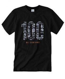 100 Da Century Chicago Bears NL T-Shirt