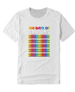 100 Days Of Crayons NL T Shirt
