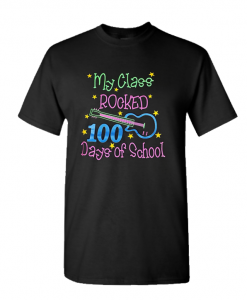 100 Days of School Celebration NL T shirt