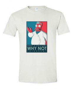 Zoidberg NL t shirt