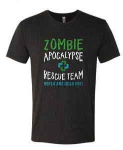 Zombie Apocalypse NL Shirt