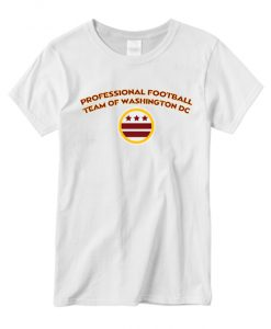 The Washington Football Team White daily T Shirt