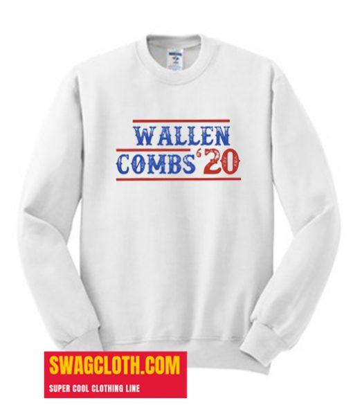 Wallen Combs 20 daily Sweatshirt